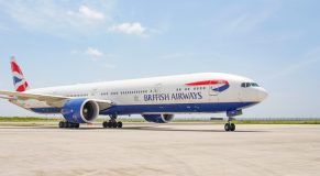 British airways, Velana
