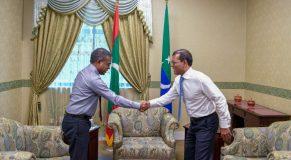 JSC, Uthama fandiyaaru, Raees Nasheed