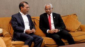 Nasheed-Solih